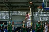 Тульские баскетболисты «Арсенала» обыграли черкесский «Эльбрус», Фото: 13