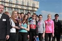 Легкоатлетическая эстафета школьников. 1.05.2014, Фото: 56