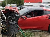 ДТП со спорткаром в Туле, Фото: 12