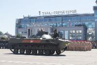 Парад Победы в Туле-2020, Фото: 175