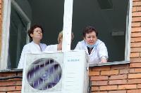 Учения МЧС: В Тульской областной больнице из-за пожара эвакуировали больных и персонал, Фото: 18