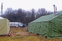 Стрельба, БТР и спасение раненых: в Тульской области бойцы Росгвардии неделю жили в лесу, Фото: 58