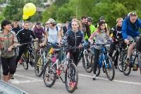 В Туле прошел большой велопарад, Фото: 149