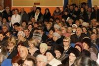 Владимир Груздев в Белевском районе. 17 декабря 2013, Фото: 52