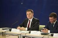 Медведев в Алексине, Фото: 20