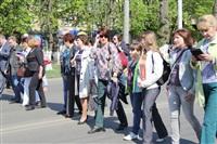 Тульская Федерация профсоюзов провела митинг и первомайское шествие. 1.05.2014, Фото: 52