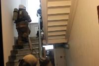 Пожарные ликвидировали условное возгорание в здании тульской ЕДДС, Фото: 1