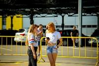 В Туле прошел фестиваль красок и летнего настроения, Фото: 111