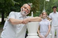 """""""Большие шахматы"""" в Центральном парке, Фото: 9"""