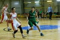 Тульские баскетболисты «Арсенала» обыграли черкесский «Эльбрус», Фото: 67