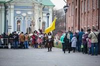 Средневековые маневры в Тульском кремле. 24 октября 2015, Фото: 13