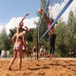 Пляжный волейбол в Барсуках, Фото: 38
