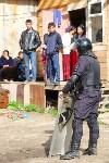 В Плеханово продолжается снос незаконных цыганских построек, Фото: 25
