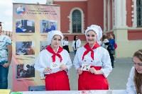 В Туле более 2500 учащихся вузов и колледжей посвятили в студенты, Фото: 114