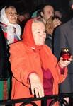 Пасхальная служба в Успенском соборе. 20.04.2014, Фото: 46