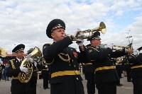 По праздничной Туле прошли духовые оркестры, Фото: 32