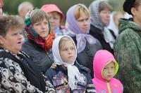 Освящение купелей в честь святой блаженной Матроны Себинской-Московской, Фото: 20