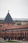 Средневековые маневры в Тульском кремле. 24 октября 2015, Фото: 2