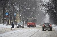 Снегопад в Туле, 9.01.2016, Фото: 18