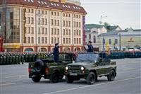 Вторая генеральная репетиция парада Победы. 7.05.2014, Фото: 15