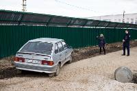 Рейд по парковкам на газонах, Фото: 10