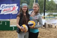 Второй открытый областной турнир по пляжному волейболу на призы администрации Ленинского района, Фото: 4
