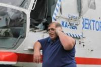 В кремле приземлился вертолет, который установит шпиль колокольни, Фото: 22