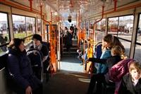 В Туле запустили пять новых трамваев, Фото: 23