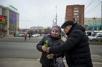 Пролетарский глава Сергей Шестаков поднял тулячкам настроение, Фото: 43