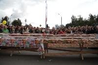 Гигантский гамбургер на площади, Фото: 62