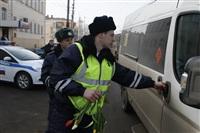 Полицейские поздравили автоледи с 8 Марта, Фото: 31