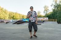 В Туле открылся первый профессиональный скейтпарк, Фото: 21