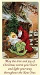 Старинные рождественские открытки, Фото: 16