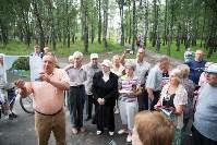 Собрание жителей по поводу благоустройства березовой рощи, Фото: 5
