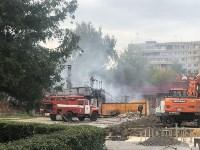 Пожар в «Ташире», Фото: 24
