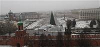 Реставрационные работы в Кремле. 9 января 2014, Фото: 7