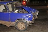 В Туле напротив кладбища «семерка» протаранила учебный Renault, Фото: 5