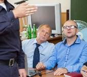 Экзамен для полицейских по жестовому языку, Фото: 28