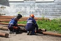 На Косой Горе ликвидируют незаконные врезки в газопровод, Фото: 12