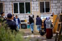 В Плеханово убирают незаконные строения, Фото: 3