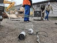 Снос незаконных павильонов в Заречье, Фото: 16