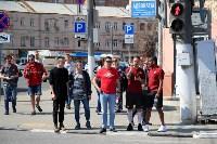 """Футболисты и тренеры """"Спартака"""" гуляют по Туле, Фото: 7"""
