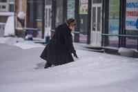 Снегопад в Туле. 19 января 2016 года, Фото: 34