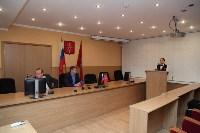 Юрий Цкипури и Евгений Авилов наградили команды Лицея №2., Фото: 3