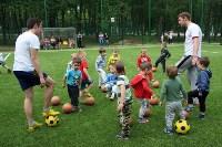 В тульских парках заработала летняя школа футбола для детей, Фото: 13