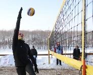 III ежегодный турнир по пляжному волейболу на снегу., Фото: 24