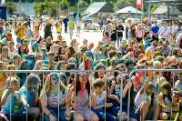 В Туле прошел фестиваль красок и летнего настроения, Фото: 157