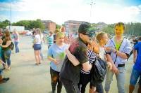 В Туле прошел фестиваль красок и летнего настроения, Фото: 87