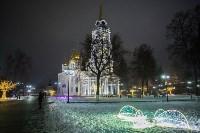 Дюмин осмотрел новогоднюю Тулу, Фото: 60