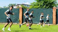 Футболисты «Арсенала» вышли из отпуска и провели первую тренировку, Фото: 11